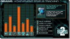 Graw 2 Achievement Screen Shot